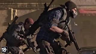 The Division 2 / Темная Зона и Конфликт / Смотрим Трейлер