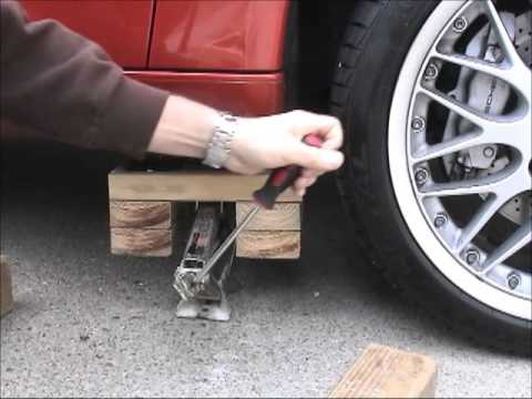 Car Jack Stand Youtube
