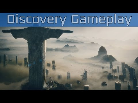 Sid Meier's Civilization: Beyond Earth - Discovery Gameplay [HD 1080P] |