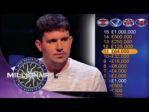 Take The Money And Run | Who Wants to Be A Millionaire?