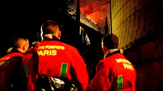 INCENDIE NOTRE DAME DE PARIS, Qu'ont Fait LES POMPIERS ?? [La Cour d'Honneur #28]