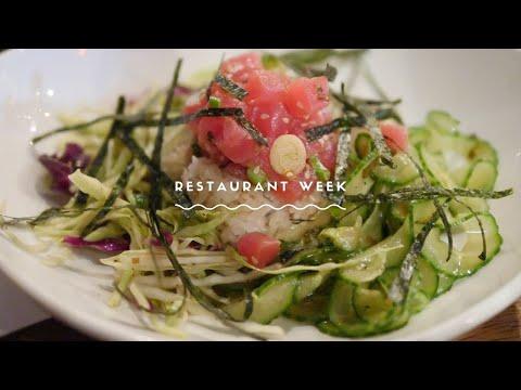Howard County Restaurant Weeks 2018   Theresa's Reviews
