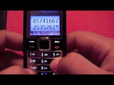 Liberar NOKIA 7310 SuperNova x imei LiberaFacil.com