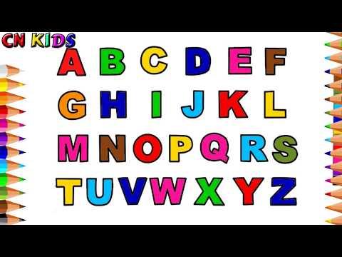 ABC SONG | ABC Songs for Children - 13 Alphabet Songs | CN KIDS 2018