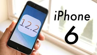 iOS 12.2 OFFICIAL On iPHONE 6! (Review)