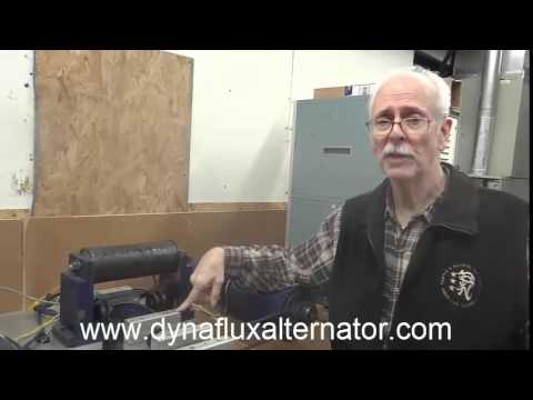Dynaflux Alternator explained by Jim Murray