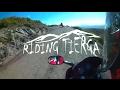 Riding Tierga | Honda CBR 600 F2 | Kawasaki ER-6F | ZOOM H1 | Nilox Mini F