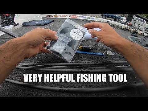 How To Secure A Trailer On Your Lure Using The HOOK PAL
