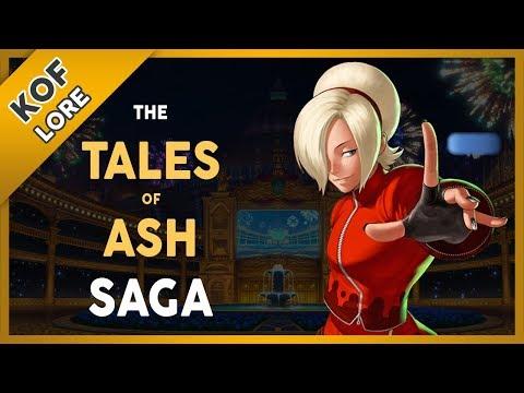 Tales Of Ash Saga Explained - KOF Lore