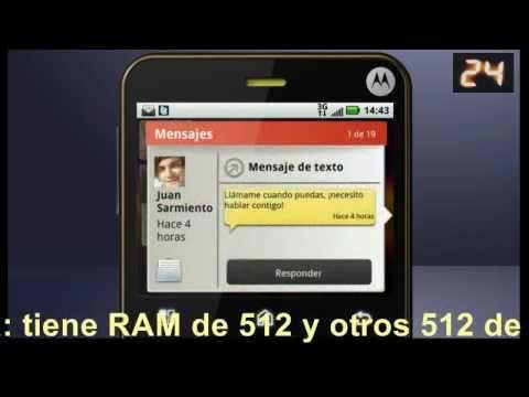 Motorola Charm MB502 (tutorial - ESP)