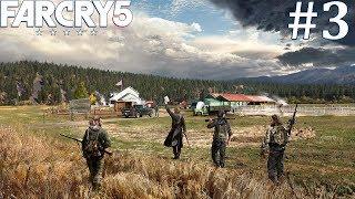 """Прохождение Far Cry 5 Серия 3 """"Подготовка плацдарма"""""""