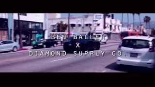 Diamond Supply Co. & Ben Baller Release
