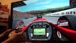 Grand Prix 3 Ferrari F300 Suzuka Race F1 1998