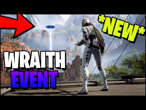 NEW WRAITH VOIDWALKER EVENT! (Apex Legends PS4)