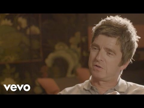 Oasis - Noel Gallagher On 'Be Here Now' The Album (Interview)