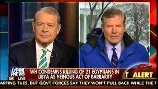 """Italy's Interior Min: """"ISIS Is At The Door"""" & There is No Time To Waste - Cavuto"""