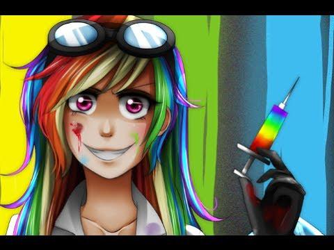 Rainbow Factory [speed...