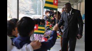 【 Olympics 2020 】Hyuga Host Town in Miyazaki, Japan for Togo, Africa【東京オリンピック】トーゴ訪問団日向ホストタウンプロジェクト