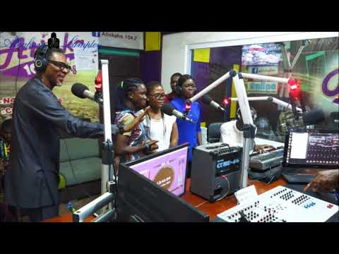 ATINKA 104.7FM LIVE WORSHIP TODAY