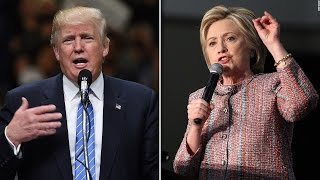 Donald Trump leads Hillary Clinton by 2 nationally