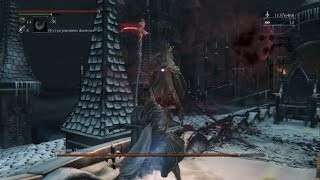 Bloodborne [PS4]: Замок Кейнхерст (#2) + босс Логариус - Castle Cainhurst + boss Logarius