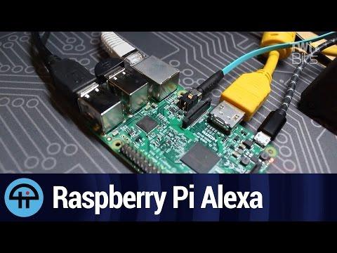 Raspberry Pi Alexa