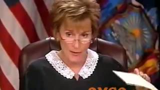 Guy Tries To Own Judge Judy