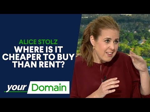 The suburbs where it's cheaper to buy than rent | Your Domain
