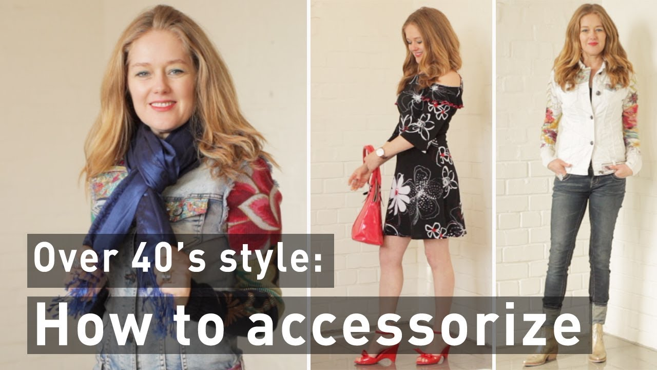 f94aa770b How to accessorize - How to accessorize an outfit - fashion for ...