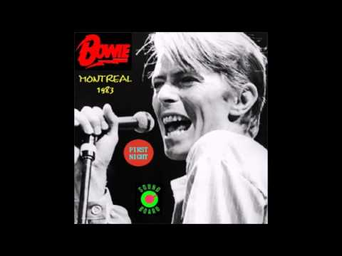 David Bowie - Look Back in Anger, Live in Montreal,1983