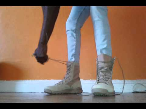 brand new f659e 0d69e nike sfb british khaki on feet - YouTube