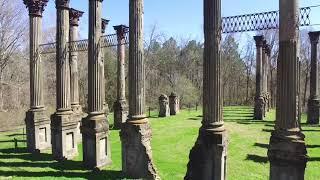 Windsor Ruins Port Gibson Mississippi