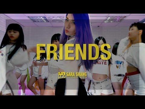 Marshmello & Anne-Marie - FRIENDS / Choreography by Sara Shang (SELF-WORTH)