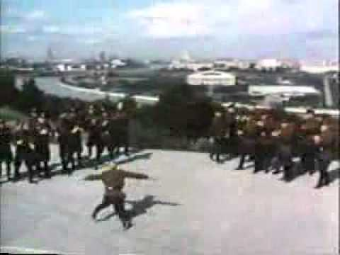 Русский народный танец Казачок!