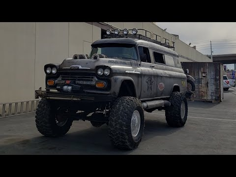 The Two Stroke Detroit Diesel by Welderup Las Vegas - Volume up