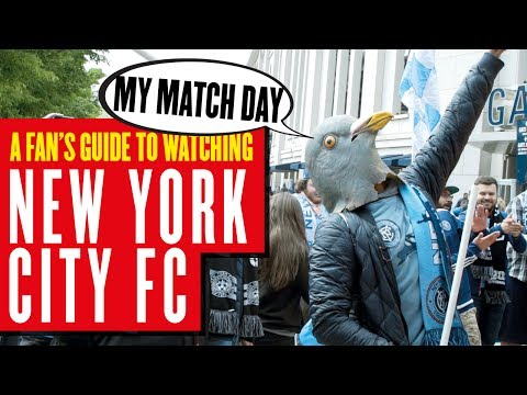 A fan's guide to watching New York City FC at Yankee Stadium