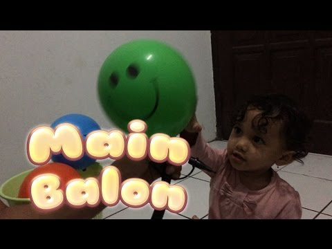 Main tiup balon - Kids Playing & Learning Colors With Colorful Balloon: Kids Playing And Learning colors with smiley balloons ============================= Belajar warna sambil main balon warna warni  -~-~~-~~~-~~-~- Tonton juga: