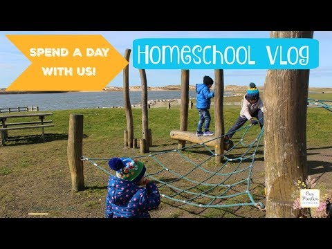 DITL| What Homeschooling is REALLY LIKE!