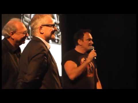 """True Romance"" présenté par Quentin Tarantino et Samuel Hadida"