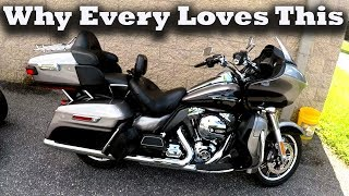 103 Harley Road Glide Ultra Review: srkcycles.com