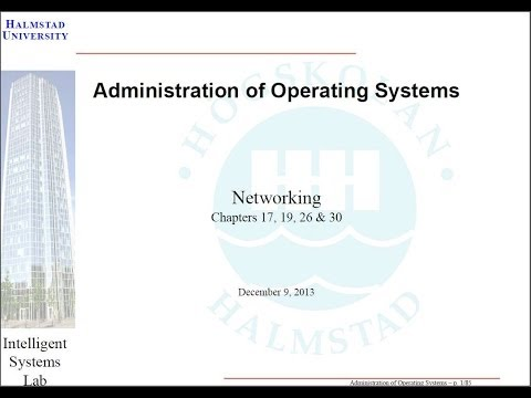 Halmstad University do2003 Lecture 9