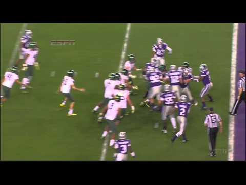 Oregon scores a one point safety vs Kansas State, what are your favorite weird cfb moments?