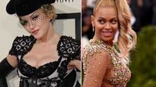 Madonna to Beyonce Hollywood