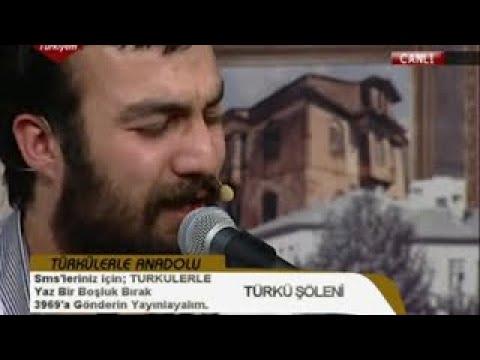 Türkiyem Tv / Türkülerle Anadolu / Ali Rıza Gültekin - Sana Benzemeyen Gül Olmaz Olsun