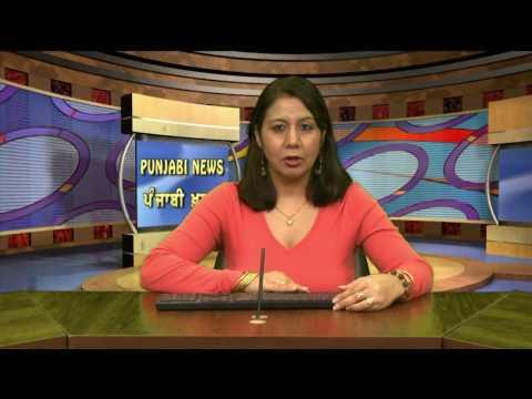 JHANJAR TV NEWS FROM PUNJAB MOGA KABBADI CUP STARTS IN VILLAGE ROLLY IN MOGA  FEB 24,2017 HD