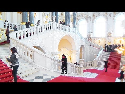 2018, March 1. The museum day. Hermitage and General Staff plus Chips and Cola. Saint-Petersburg.