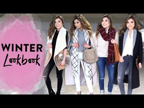 Winter Lookbook | 2016 Winter Fashion Outfit Ideas | Miss Louie