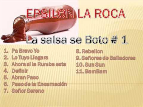 La Salsa se boto # 1, La Salsa se Boto, Salsa Casino, Salsa de Ayer; Salsa 60 70 80