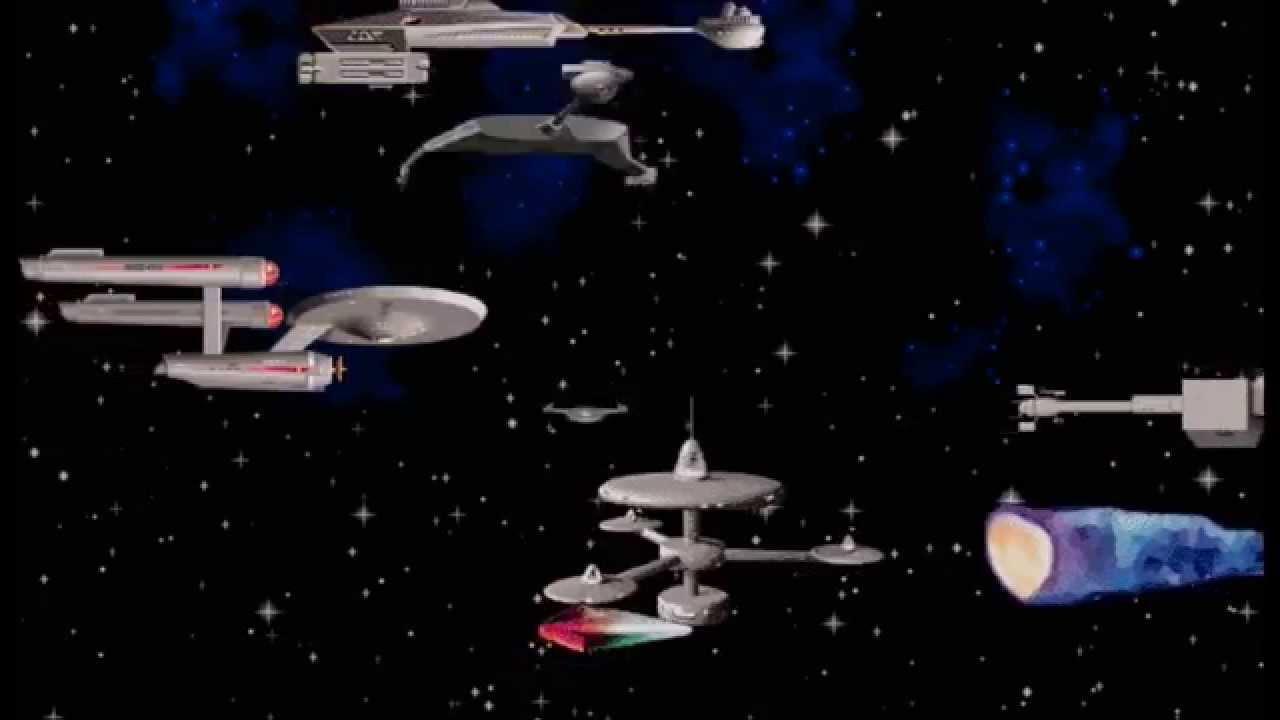 Star Trek The Screen Saver (1992)