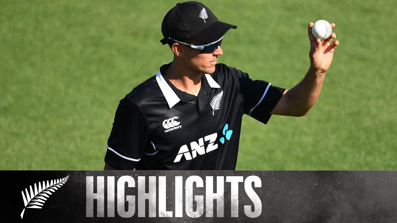 Download India All Out For 92. Boult Takes 5-21   HIGHLIGHTS   4th ODI - BLACKCAPS v India, 2019